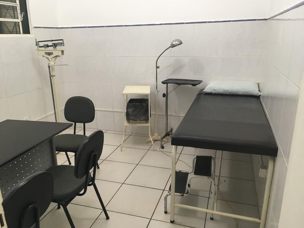 Gaeco diz que vereador de Ribeirão Preto Waldyr Villela (PSD) mantinha clínica clandestina em centro espírita (Foto: Ministério Público/Divulgação)