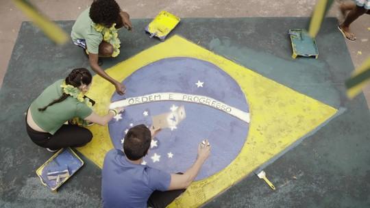 Globo na Copa: filmes mostram a preparação da torcida brasileira