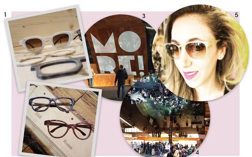 51a71718f Chantal Goldfinger aponta suas escolhas em feira gigante de eyewear - Vogue  | news