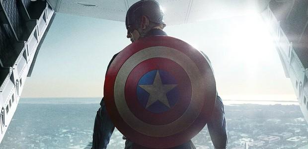 Chris Evans dá adeus ao Capitão América (Foto: Divulgação)