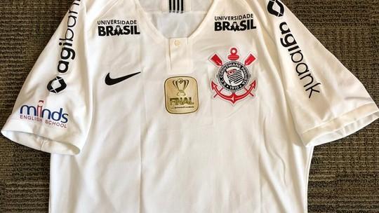Corinthians encaminha renovação com a Positivo e deve ter novos  patrocinadores em 2019  2544a6130eca2