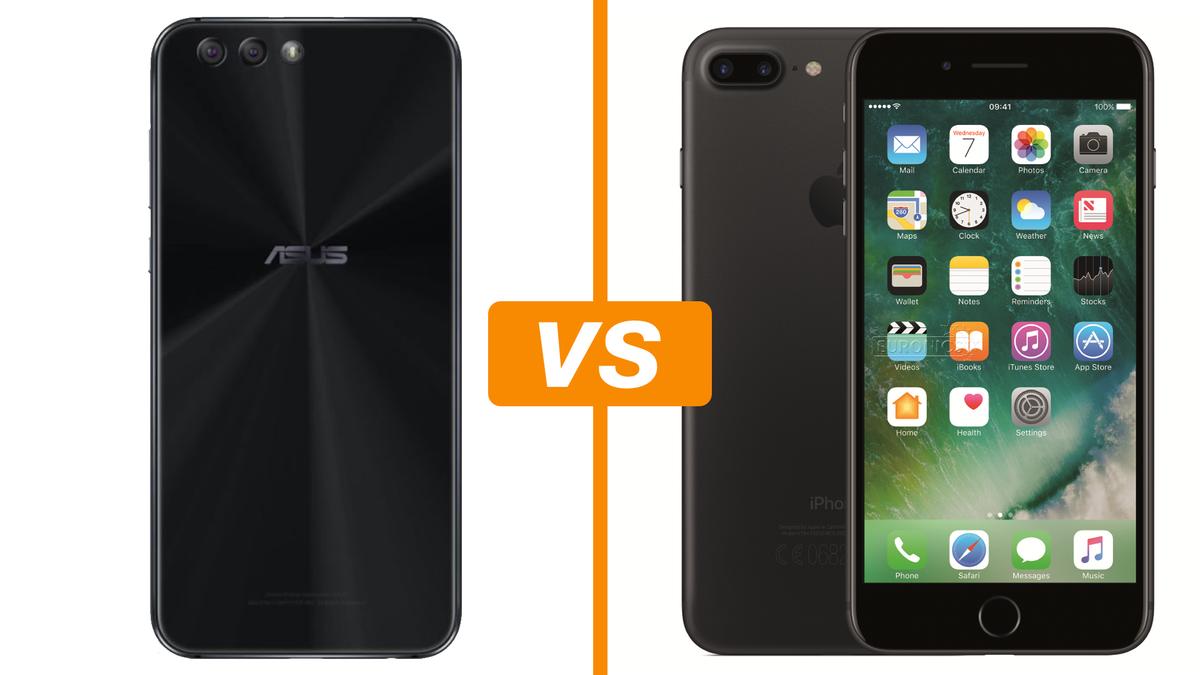 Smart Cover Reviews >> Zenfone 4 vs iPhone 7 Plus: compare a ficha técnica dos ...