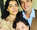 Letícia Persiles, Otávio Martins e Rafael Cardoso em 'Espelho da vida' | Reprodução Instagram