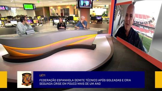 Luis Enrique volta a ser técnico da Espanha após se afastar para acompanhar tratamento da filha