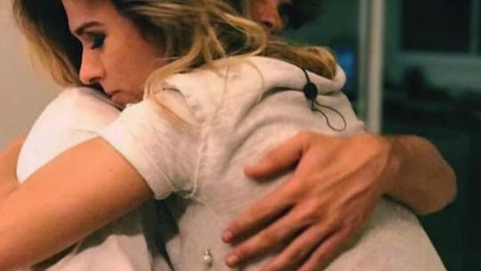 Tatá Werneck recorda romance secreto com Rafa Vitti: 'De quando a gente já se amava, mas não podia falar'
