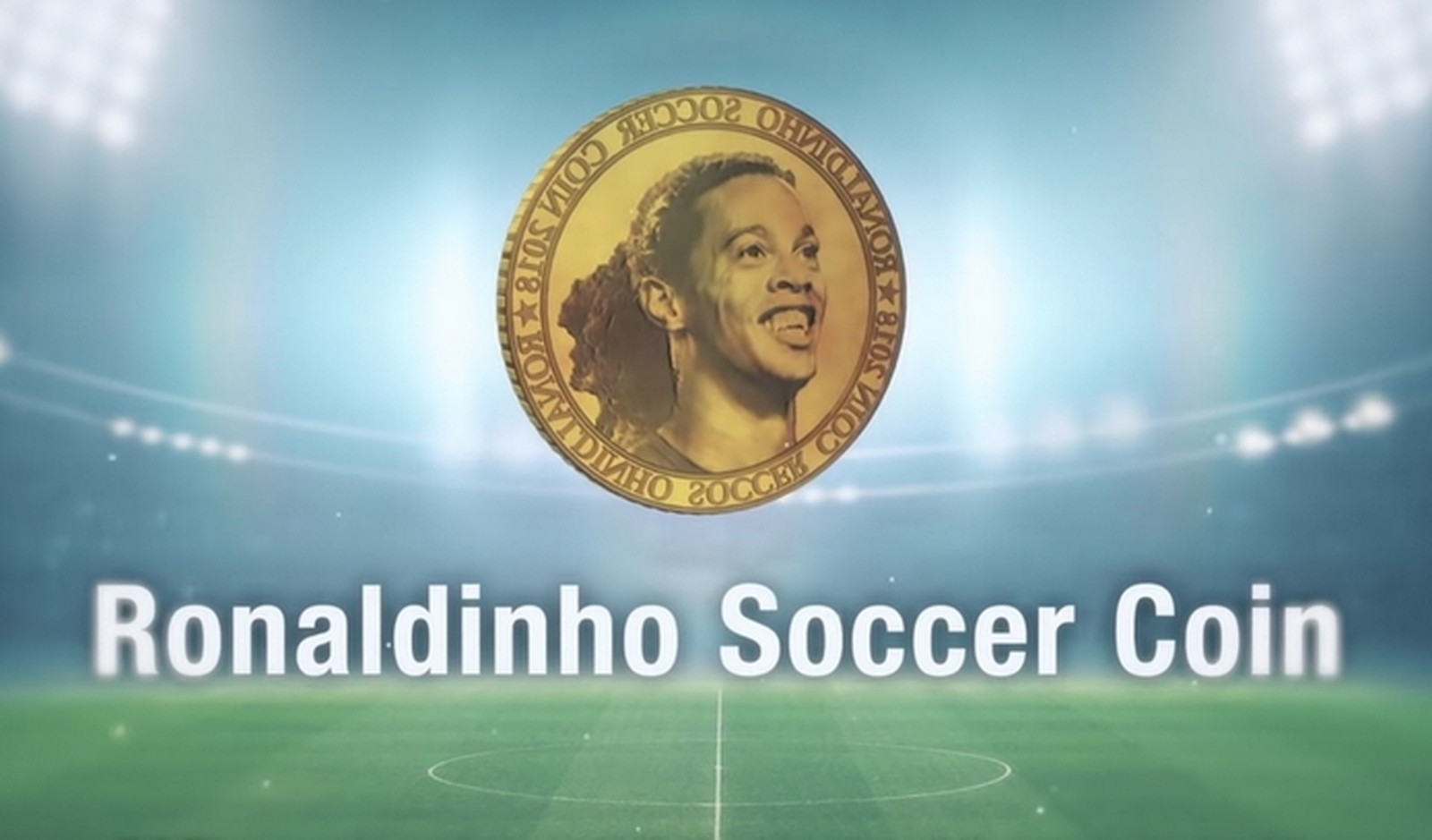 📷 Ronaldinho Soccer Coin | WSC