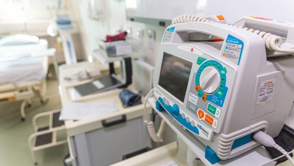Secretaria Estadual da Saúde estabeleceu critérios para suspensão de cirurgias eletivas — Foto: SES-RS