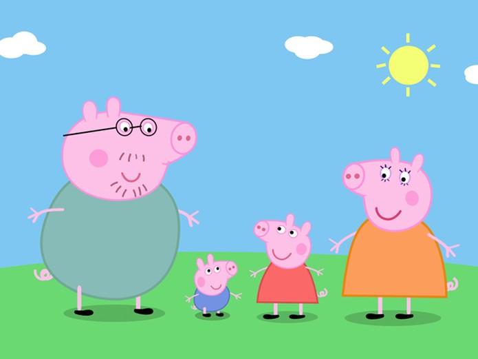 Peppa Pig: vendas da série vão alcançar US$ 2 bilhões em até cinco anos. — Foto: Divulgação