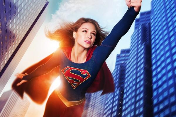 Cena de Supergirl (Foto: Divulgação)