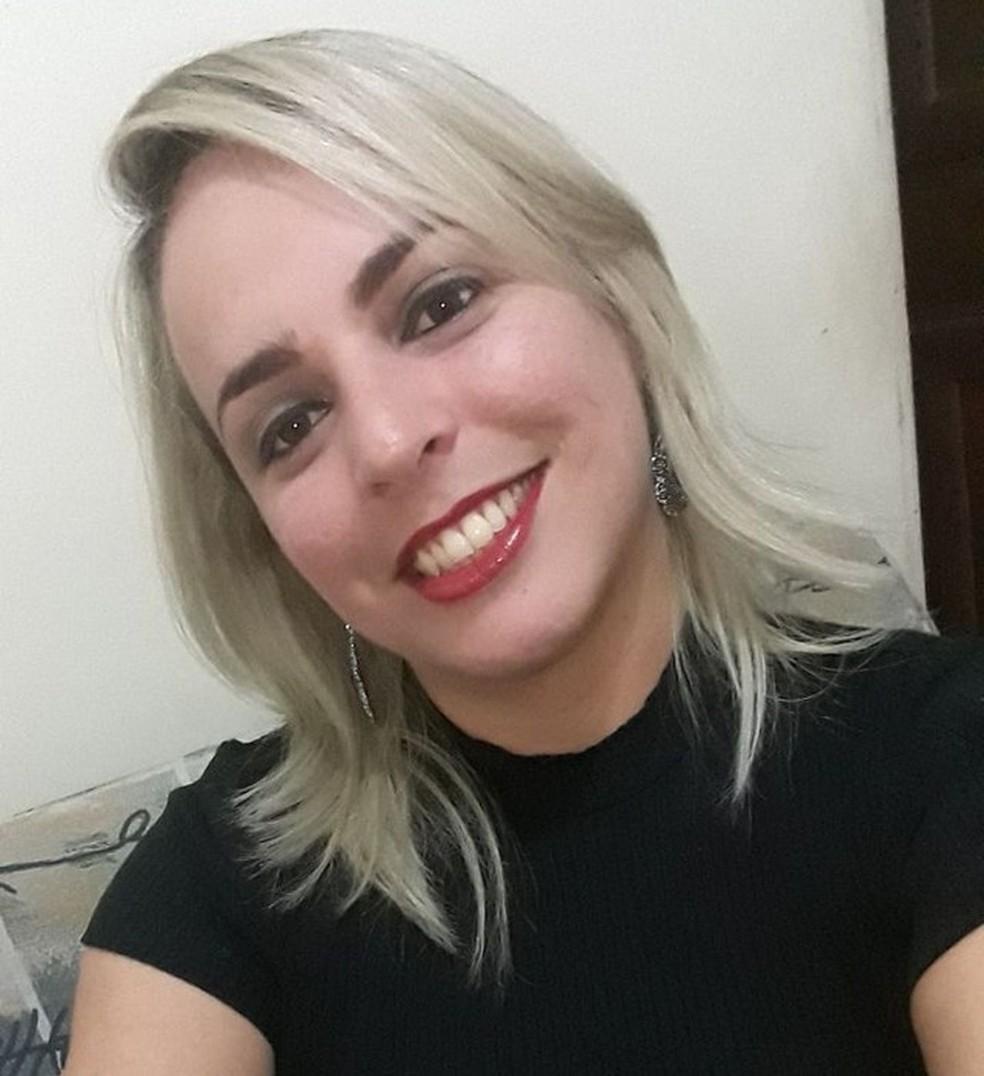 Aretha Dantas, de 32 anos, foi assassinada no dia 15 de maio. — Foto: Arquivo pessoal