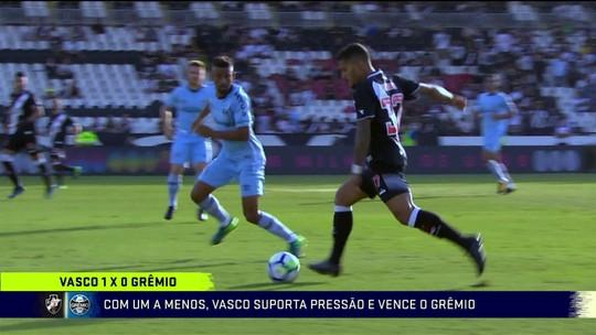 Tiago Maranhão crê que gol de Ríos contra Grêmio foi marcado conscientemente