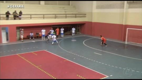 Clube do Remo goleia o Paysandu pelo Campeonato Paraense Adulto de Futsal
