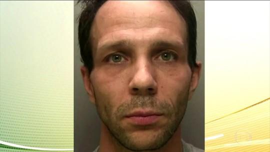 Brasileiro pega prisão perpétua na Inglaterra por matar a ex