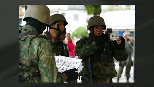 Exército fotografa moradores de comunidades para banco de dados