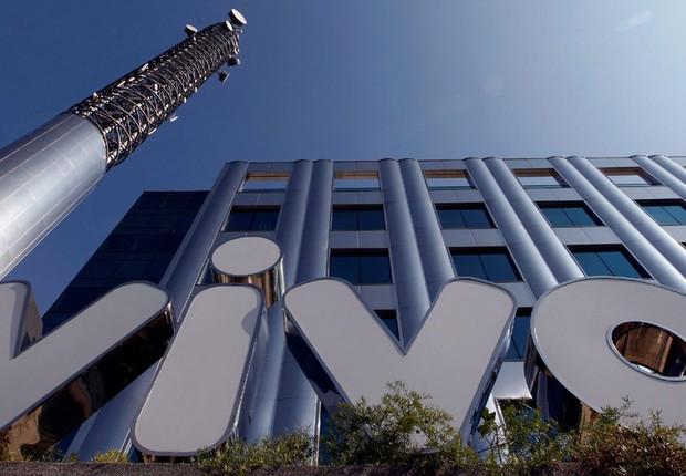 Sede da operadora de telefonia Vivo em São Paulo (Foto: Nacho Doce/Reuters)