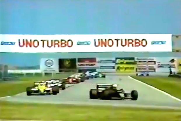 Uno Turbo Jacarepagua transmissão TV (Foto: Divulgação)