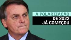 Bolsonaro radicaliza para forçar polarização