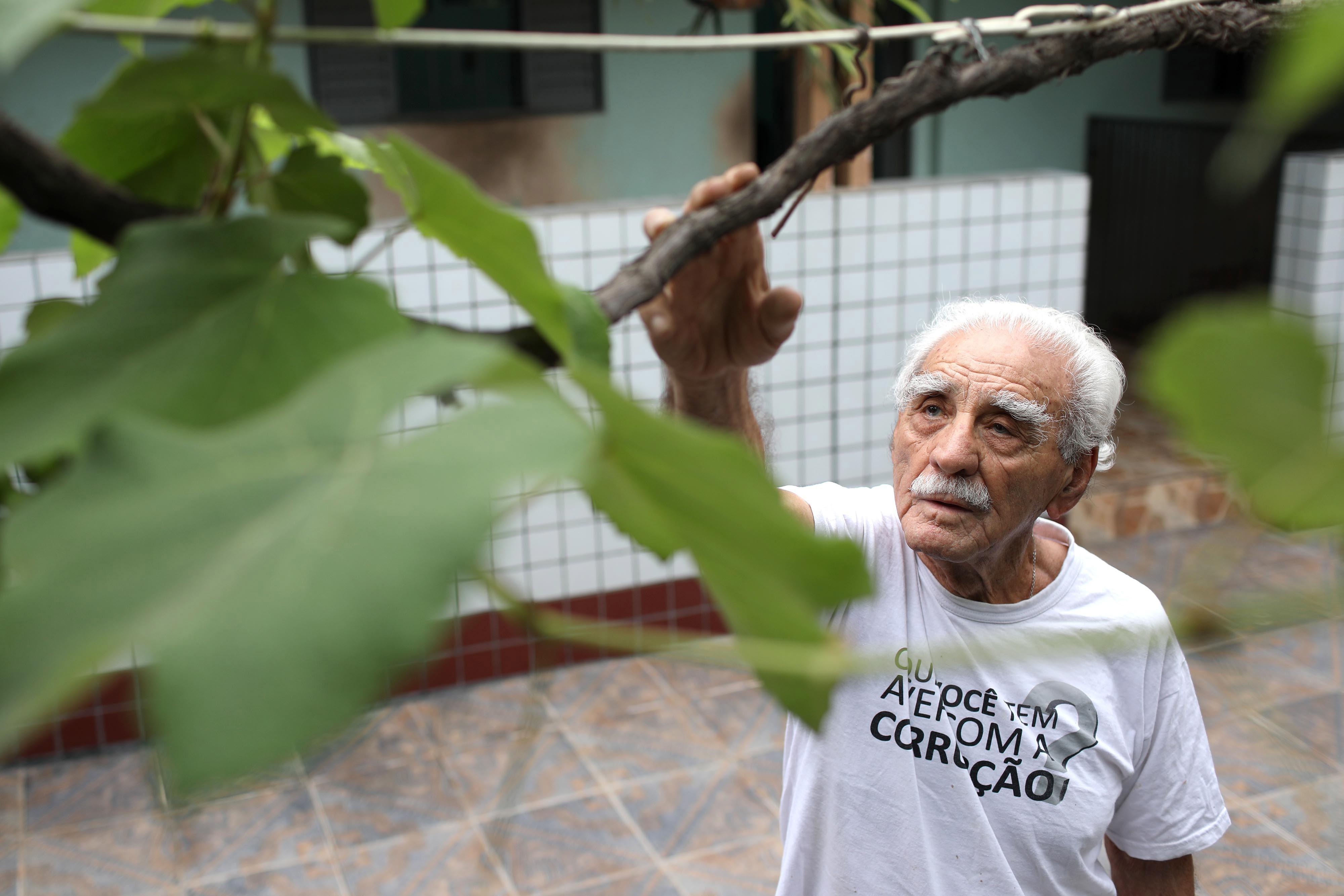 Ex-militante comunista, Geraldo Abdala concorre pela primeira vez ao cargo de deputado estadual, por Minas Gerais