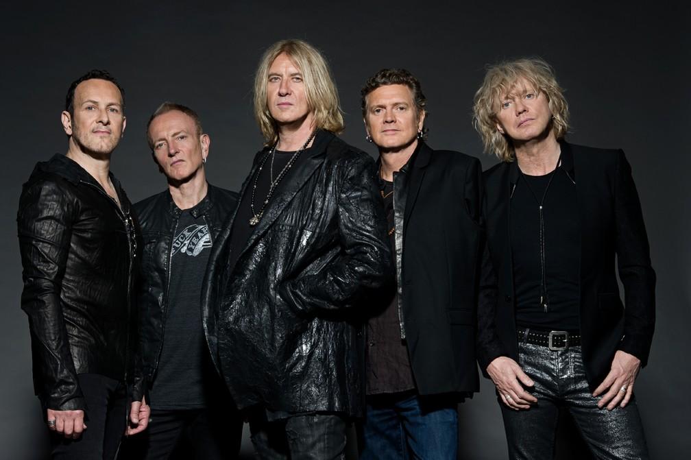 Rick Allen, baterista do Def Leppard, diz que a banda já tem novas músicas