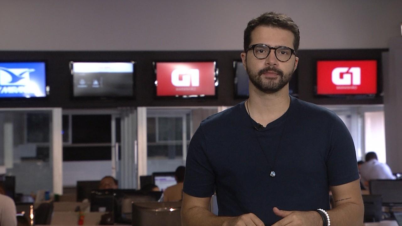 G1 em 1 Minuto: Braide anuncia titular da Secretaria da Pessoa com Deficiência de São Luís