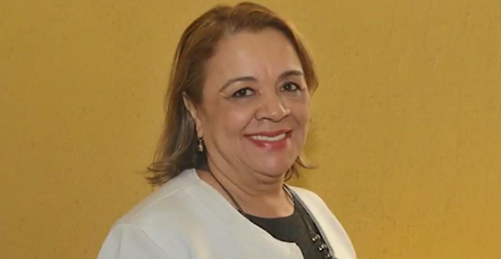 STJ converte prisão de desembargadora da Bahia de temporária para preventiva — Foto: Reprodução/TV Bahia