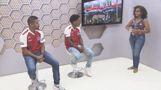 Bate-Papo GE: Robby e Fernandinho do Porto Velho falam sobre estreia do elenco no Estadual
