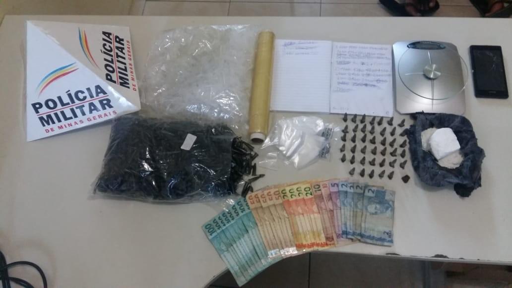 Dois irmãos são presos por tráfico de drogas em Timóteo - Noticias