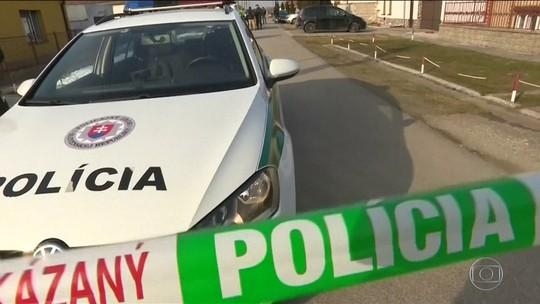 Assassinato de jornalista na Eslováquia choca o país