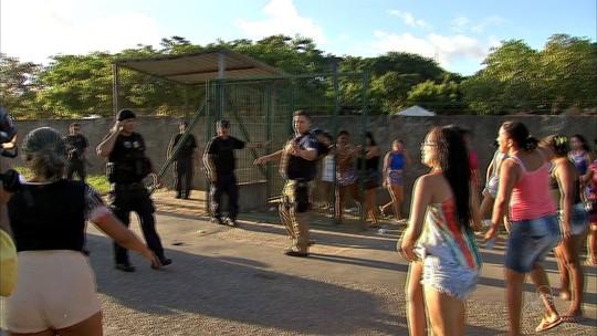 Secretaria confirma 14 mortes de presos durante rebeliões no Ceará