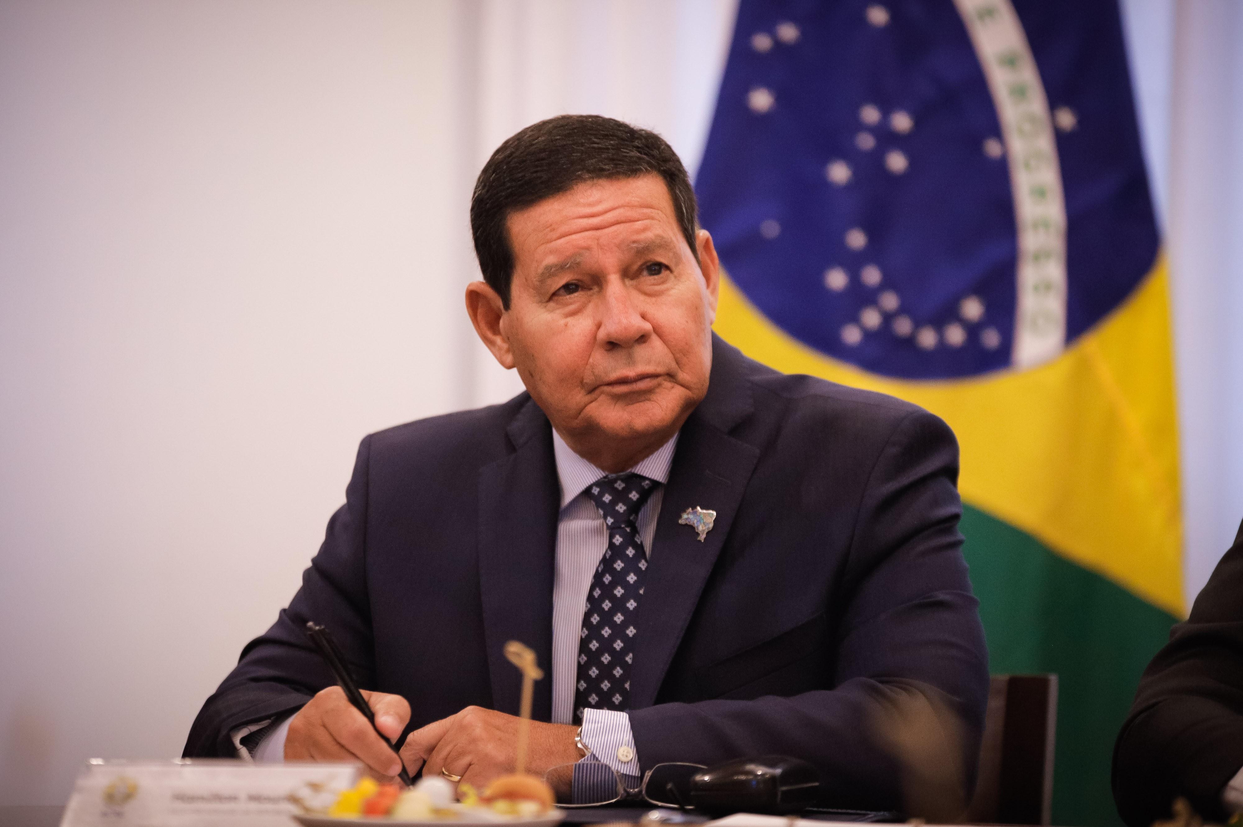 Vice-presidente Hamilton Mourão assinou decreto em janeiro