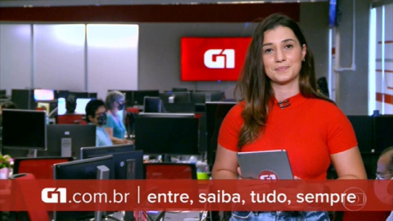 G1 em 1 Minuto: 'Jamais esteve sob análise privatizar o SUS', diz Guedes
