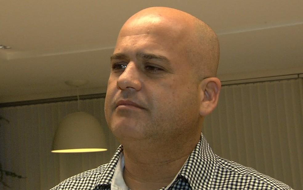 Ricardo Rocha tem afastamento revogado pela Justiça — Foto: Reprodução/TV Anhanguera