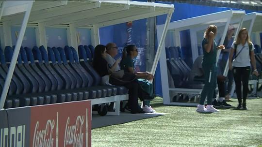 Marta está fora da estreia da seleção brasileira na Copa do Mundo