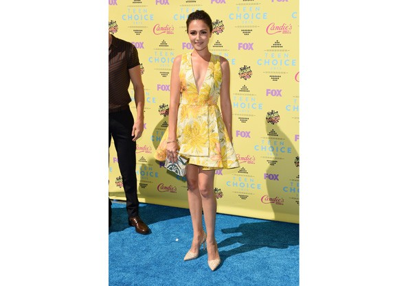 Italia Ricci (Foto: Getty Images)