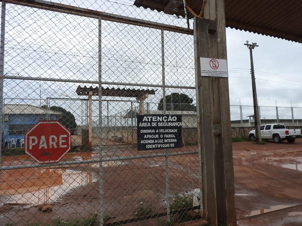 Palco de dois massacres, a Penitenciária Agrícola de Monte Cristo abriga desde 2016 presos ligados ao PCC; integrantes do CV ficam na Cadeia Pública de Boa Vista (Foto: Inaê Brandão/G1 RR/Arquivo )