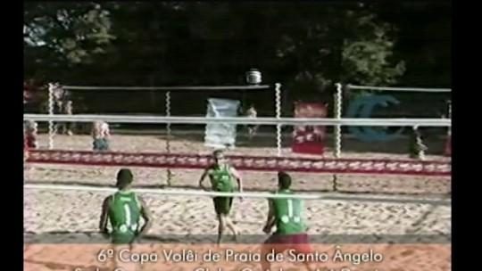 Copa de Vôlei em Santo Ângelo