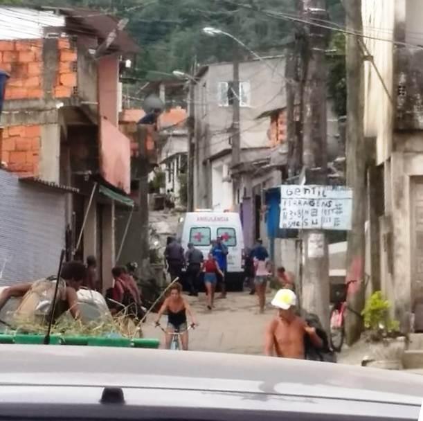 Atirador é baleado na nádega, tenta se esconder em casa e acaba preso em SP - Noticias