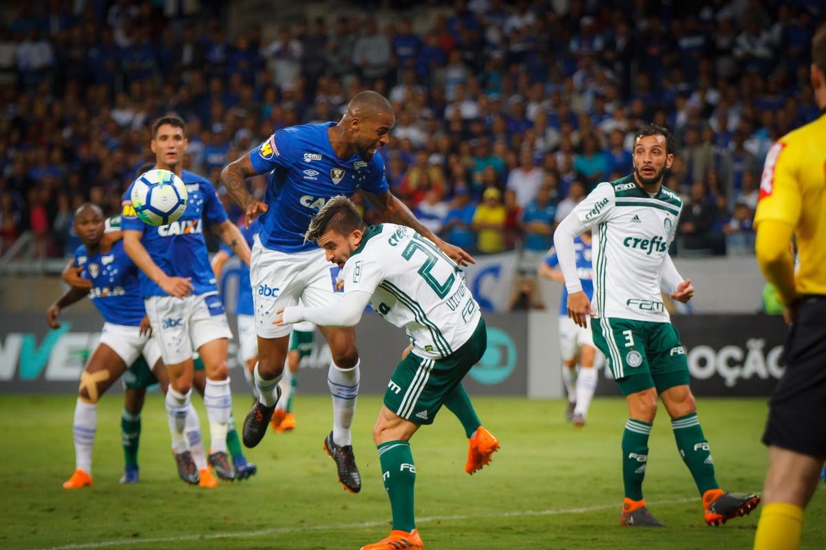 Resultado de imagem para Palmeiras x Cruzeiro