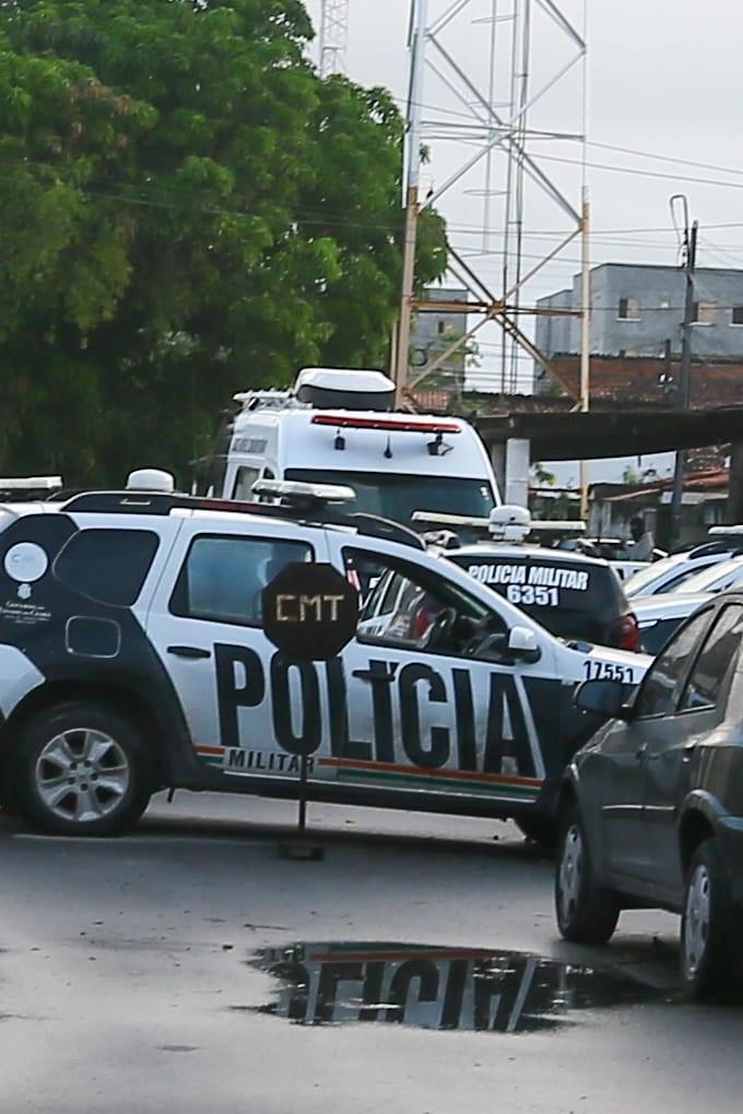 Ceará registra 147 assassinatos entre quarta-feira e domingo, durante motim da PM