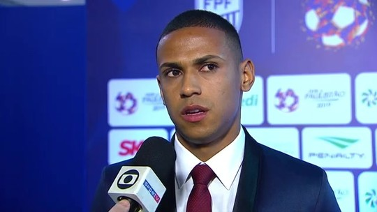"""Bruno Alves admite surpresa com doping de Gonzalo Carneiro no São Paulo: """"Espero que seja inocente"""""""