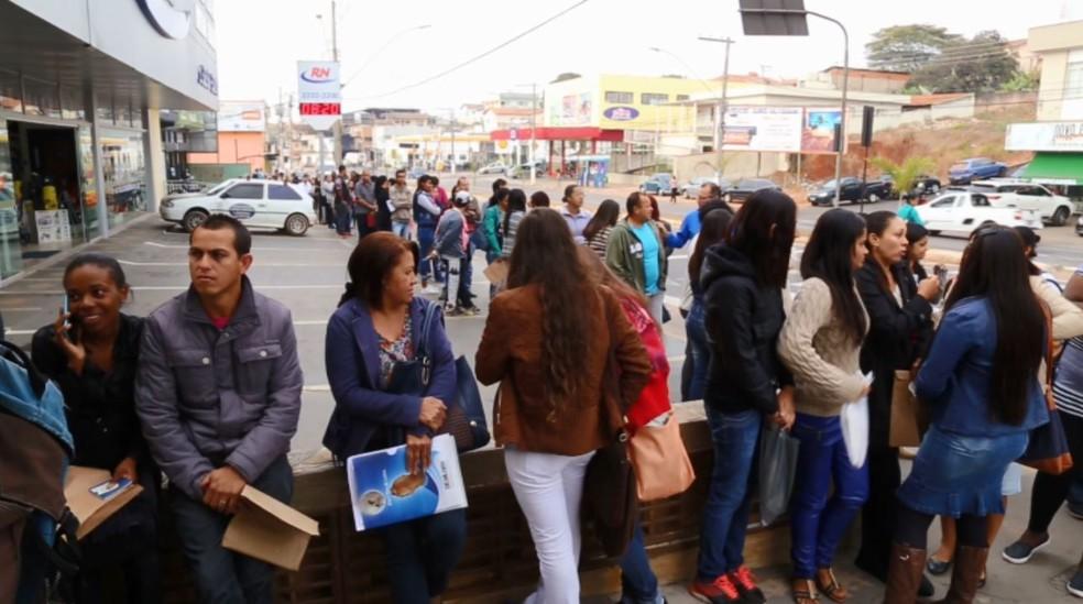 Paraíba tem 1.5 milhão de pessoas trabalhando, diz IBGE (Foto: Reprodução/EPTV/Arquivo)