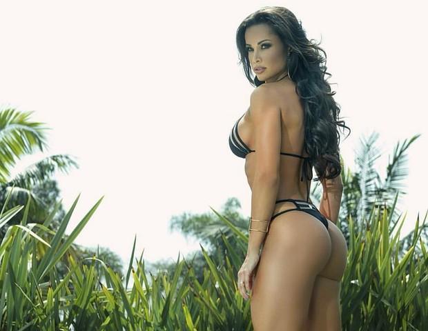 Fernanda D'avila (Foto: Reprodução Instagram)