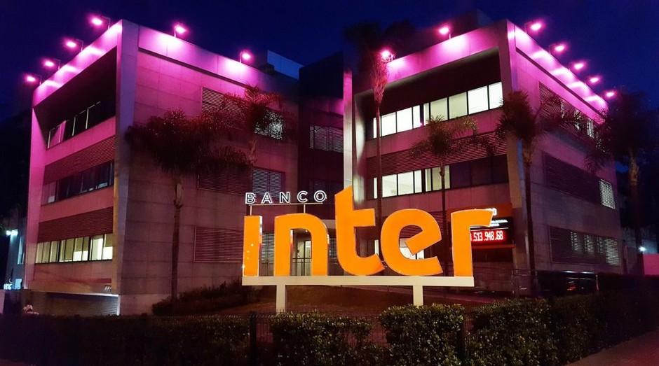 Sede do Banco Inter: fintech reconheceu vazamento de dados de correntistas (Foto: Divulgação)