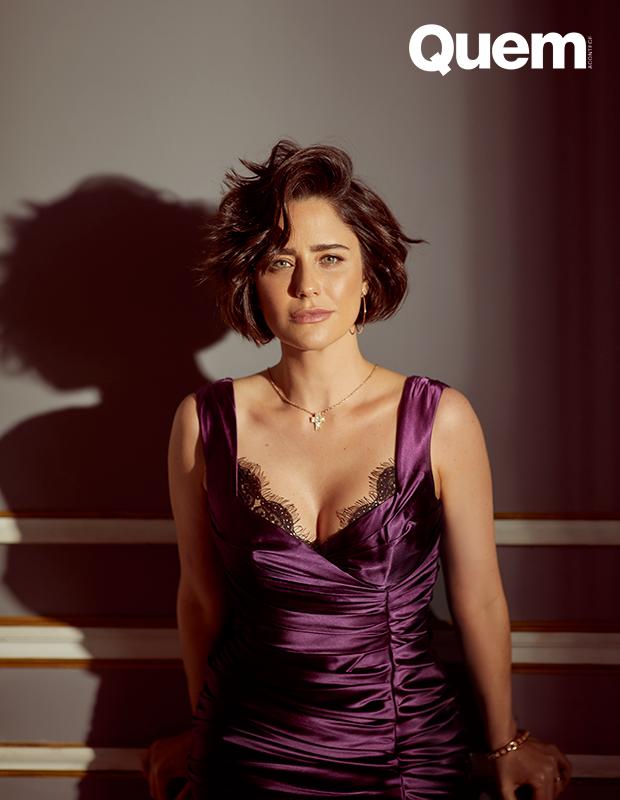 Fernanda Vasconcellos (Foto: Renan Oliveira/ Ed. Globo)