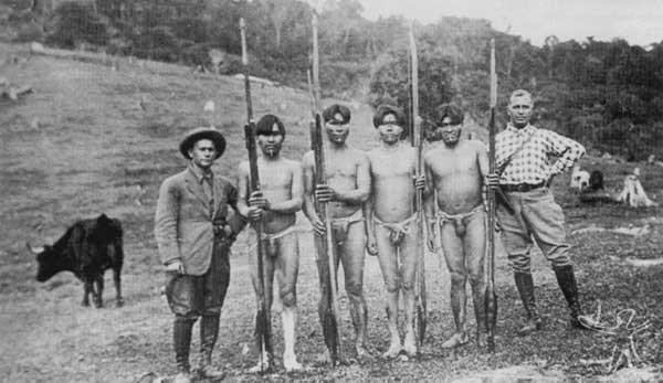 Laklãnõ-Xokleng: Indígenas entre colonos alemães