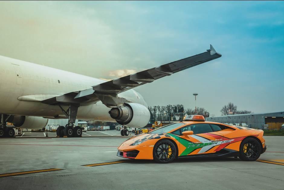 Lamborghini Huracán   (Foto: Divulgação/ Lamborghini Huracán)