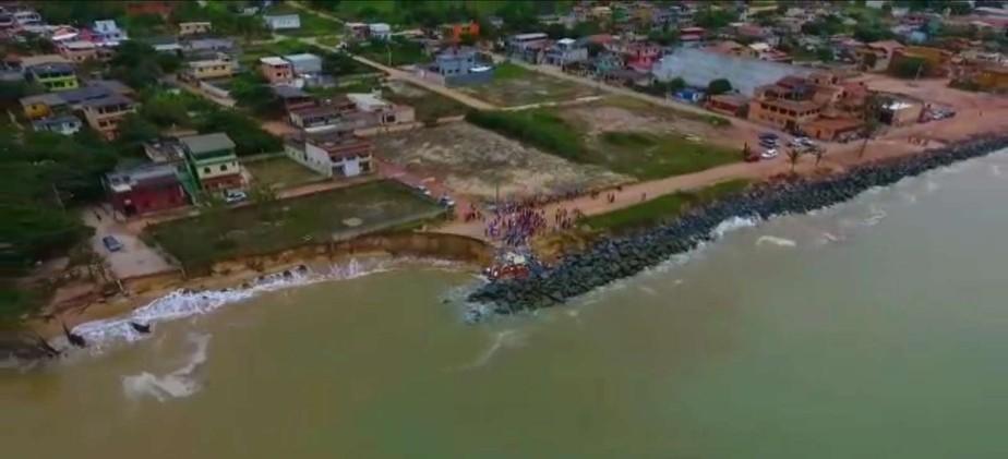 Erosão costeira: solução é estudo e planejamento