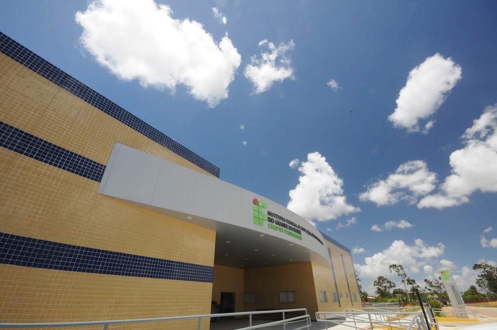 Vários campi do IFRN oferecem cursos profissionalizantes (Foto: Divulgação / IFRN)