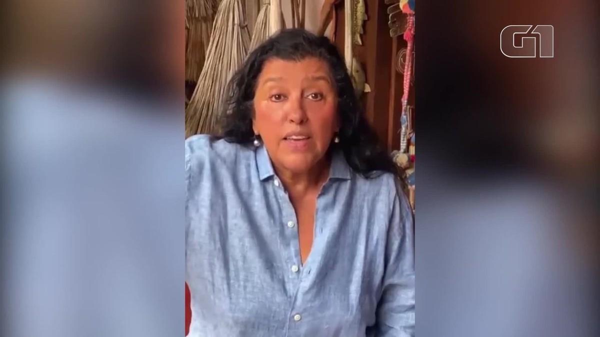 Regina Casé faz alerta sobre a vacinação em rede social: 'Tem que tomar a segunda dose'