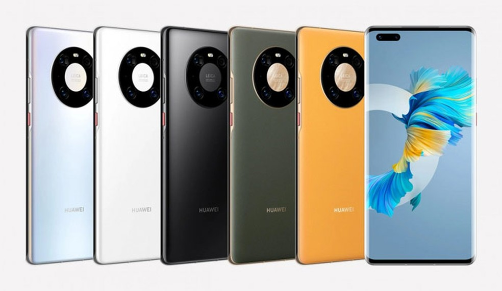 Huawei Mate 40 é lançado sem apps do Google; saiba preço e ficha técnica |  Celular | TechTudo